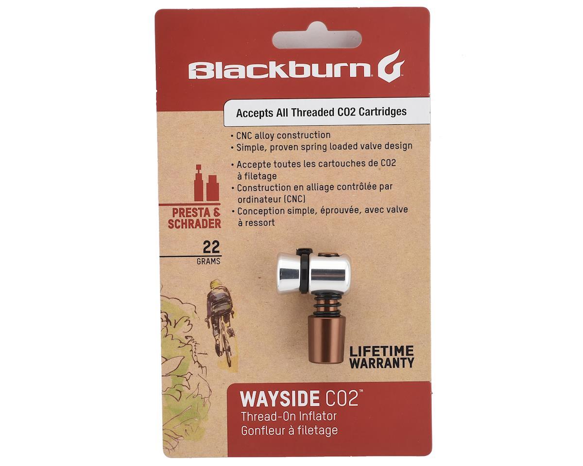 Blackburn Wayside CO2 Thread-On Inflator