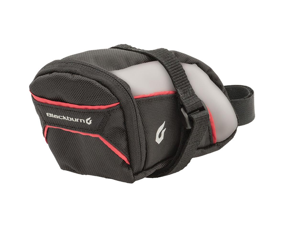 Blackburn Local Small Seat Bag (Black/Gray)