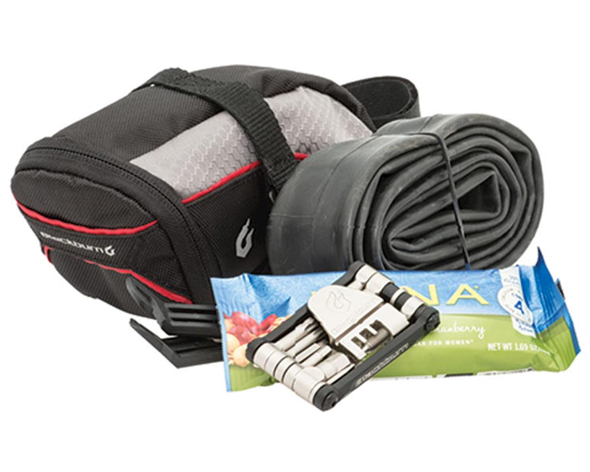 Blackburn Local Small Seat Bag (Black/Gray)