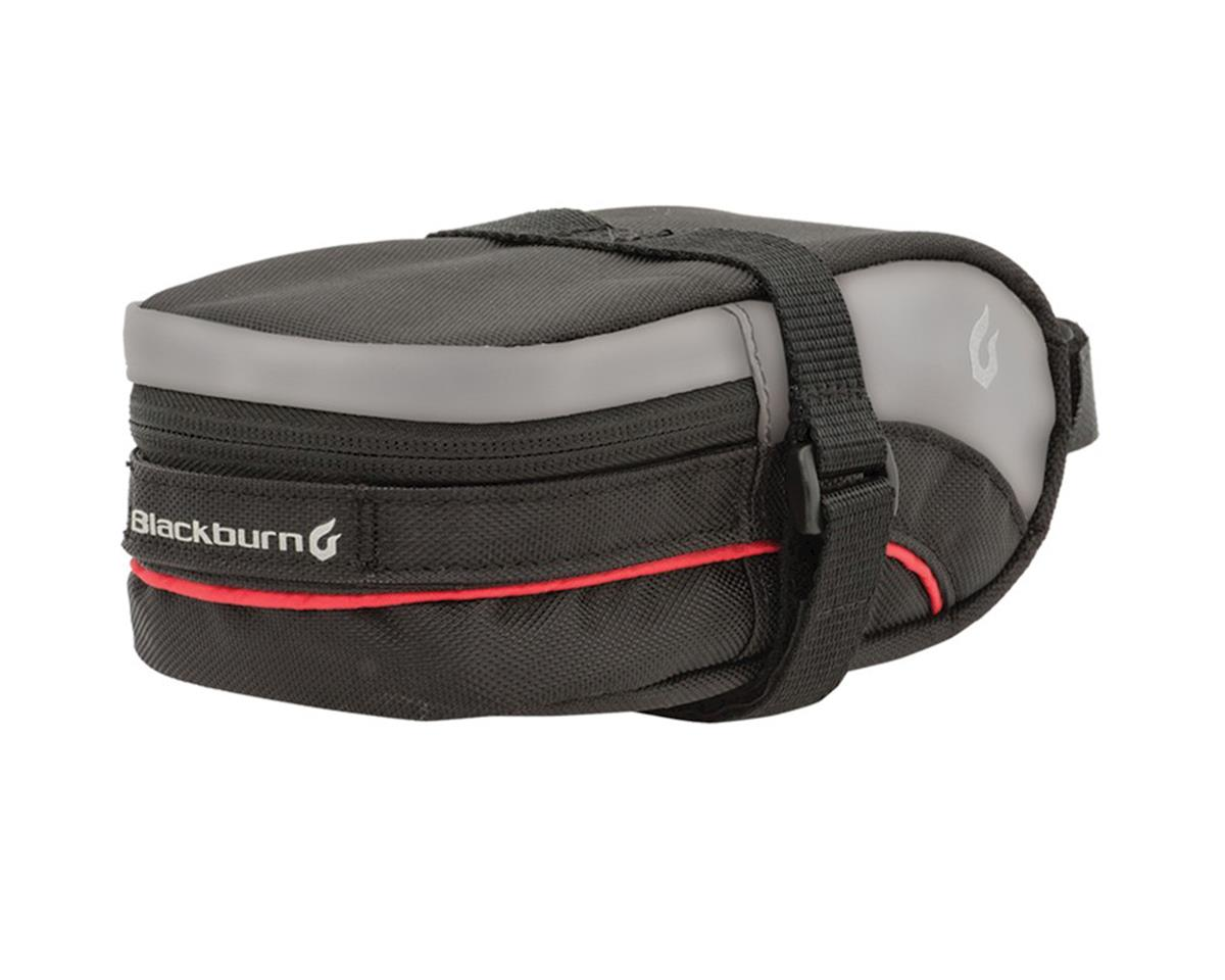 Blackburn Local Medium Seat Bag (Black/Gray)