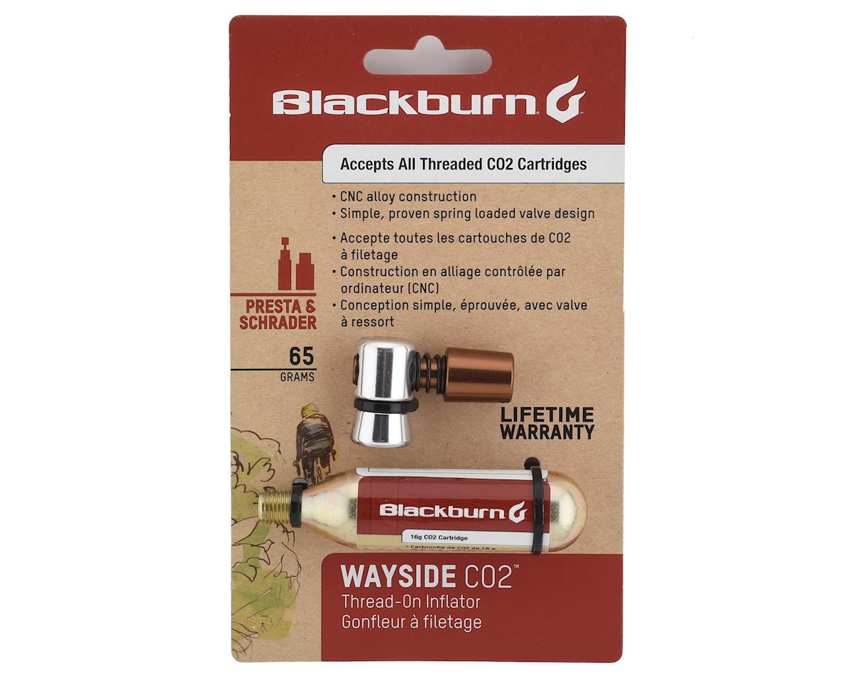 Blackburn Wayside CO2 Inflator w/ Cartridge