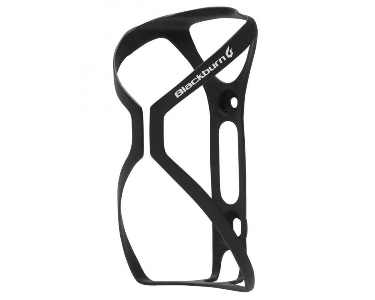 Blackburn Carbon Road Water Bottle Cage (Gloss Black)
