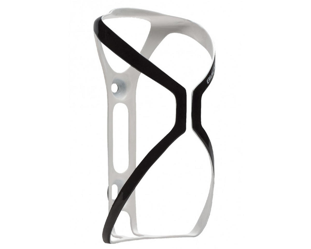 Blackburn Carbon Road Water Bottle Cage (Gloss White)