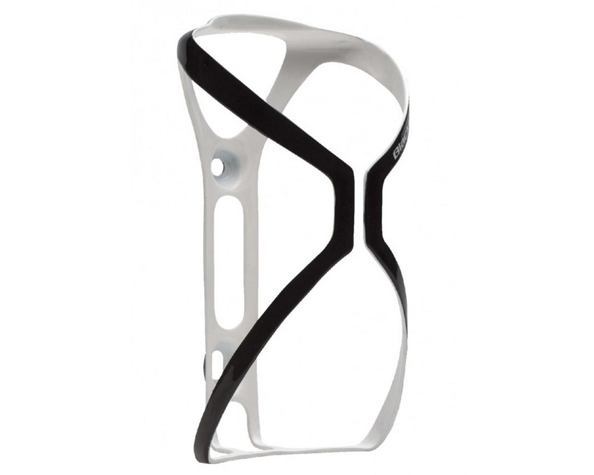 Blackburn Carbon Road Water Bottle Cage (Matte White)