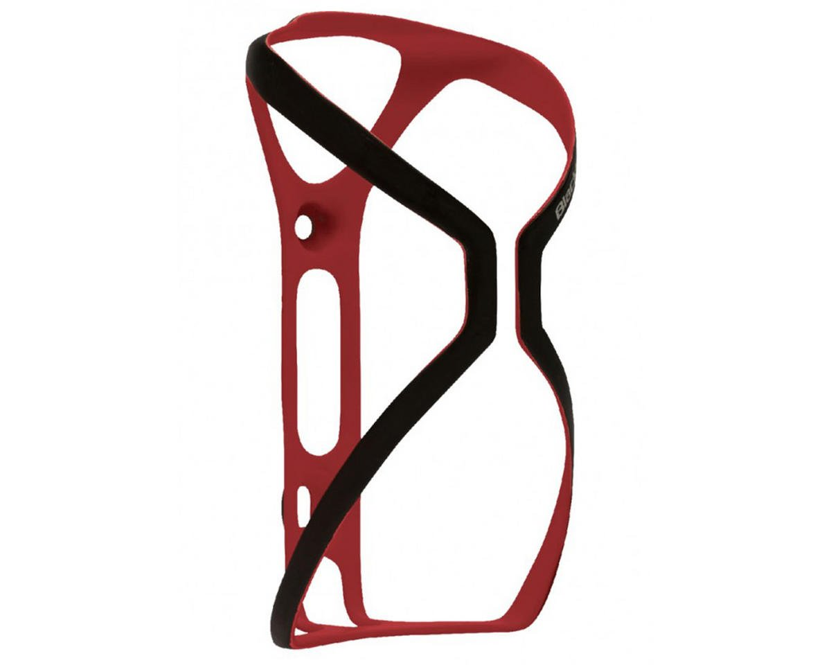 Blackburn Carbon Road Water Bottle Cage (Gloss Red)