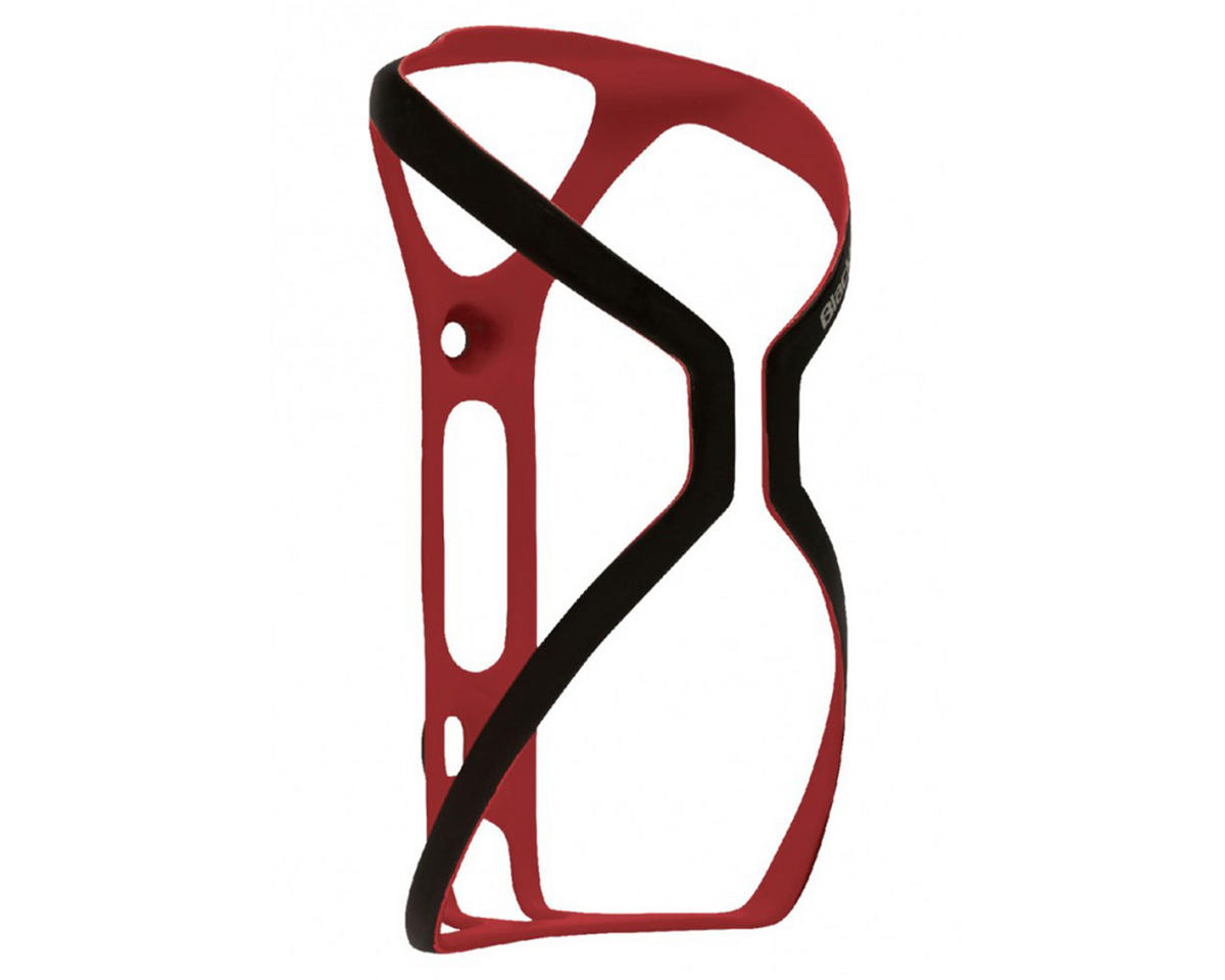 Blackburn Carbon Road Water Bottle Cage (Matte Red)