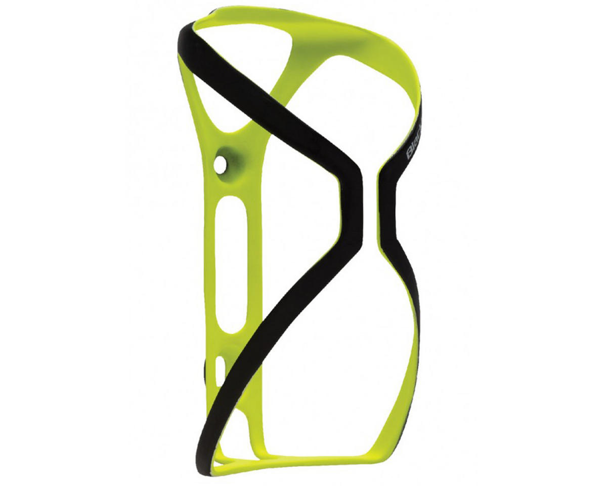 Blackburn Carbon Road Water Bottle Cage (Matte Hi Vis Yellow)