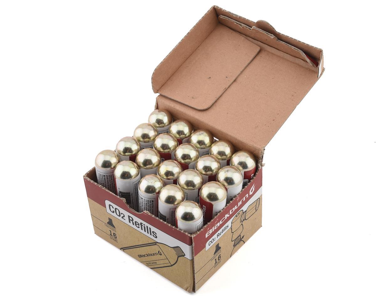 Image 2 for Blackburn 16g Threaded Co2 Cartridge (20)
