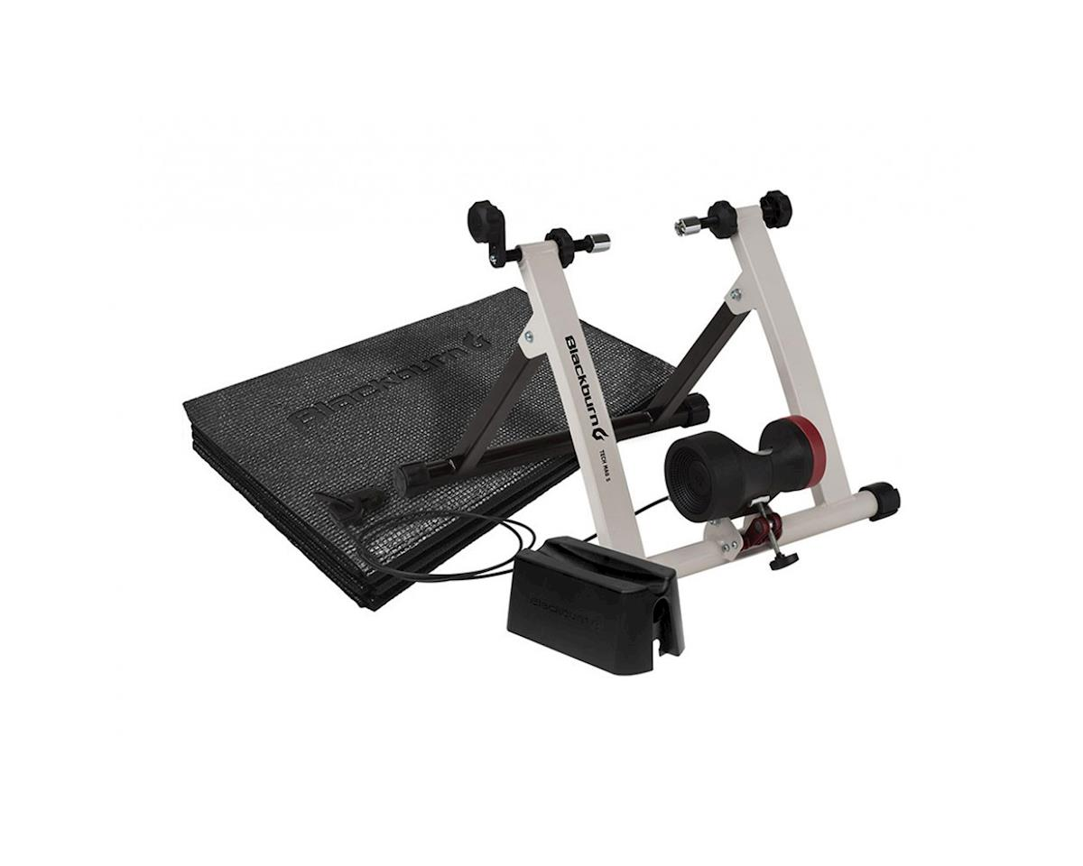 Stationary Bike Trainer Blackburn Tech Mag 5 Cycling Training Kit