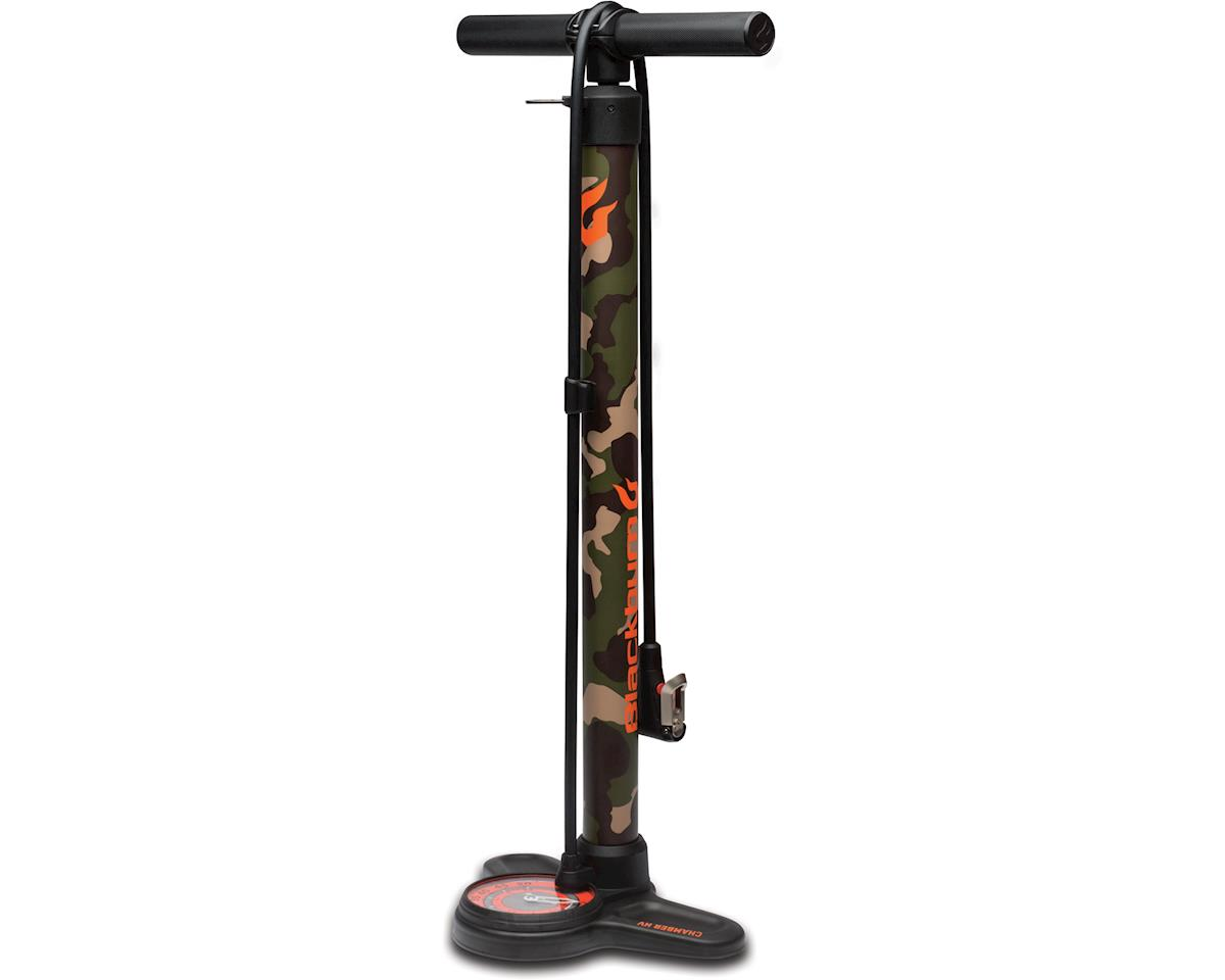 Blackburn Chamber HV Floor Pump (Camo)