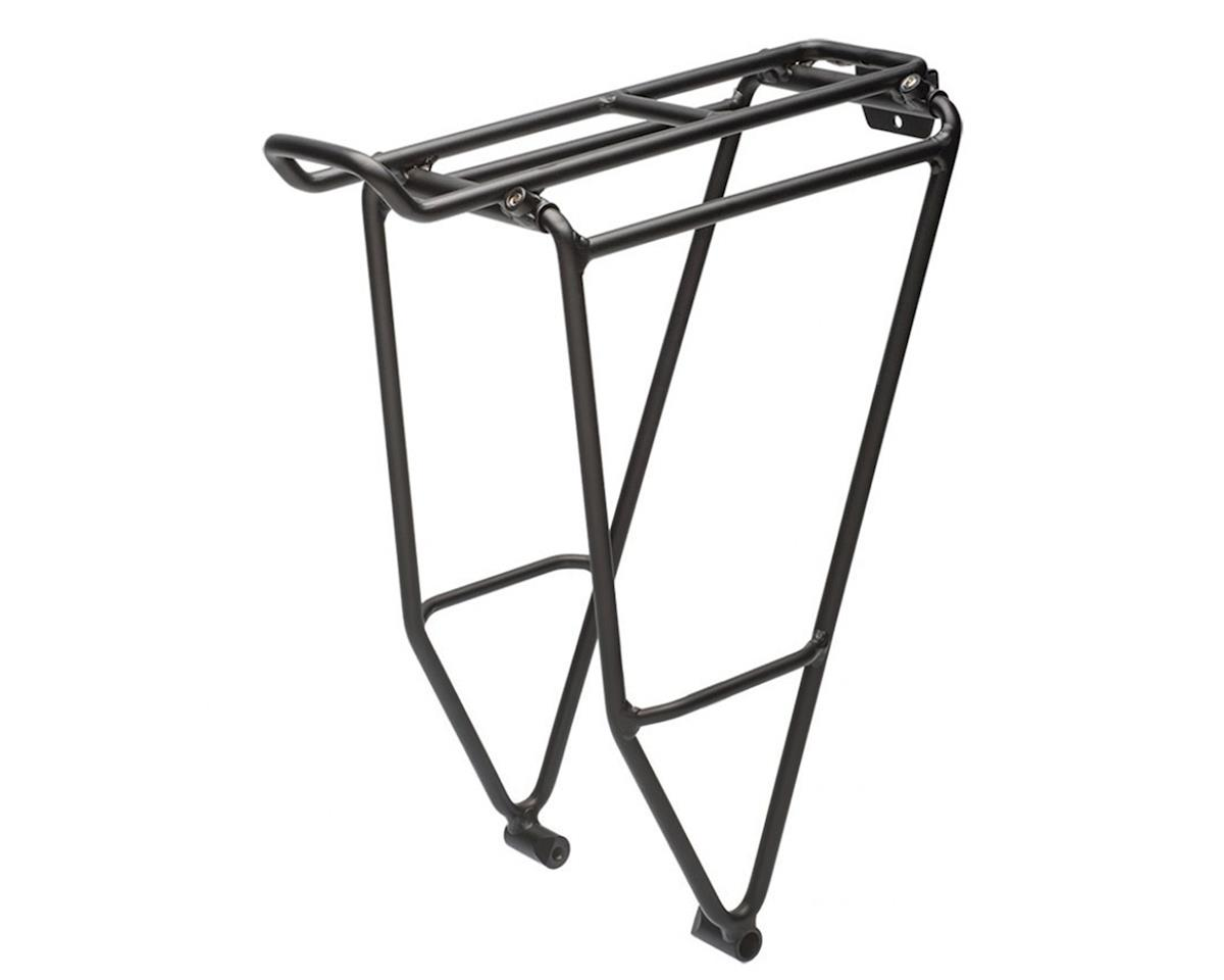 Local Standard Front or Rear Rack (Black)