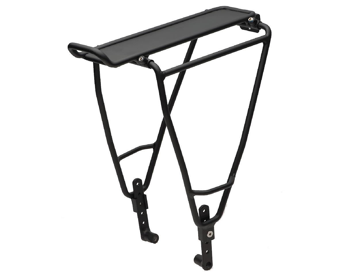 Blackburn Local Deluxe Rack (Black) (Rear/Front)