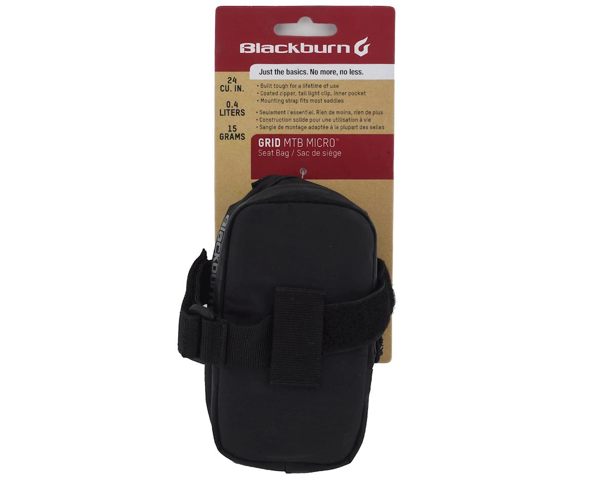 Blackburn Grid MTB Saddle Bag (Black)