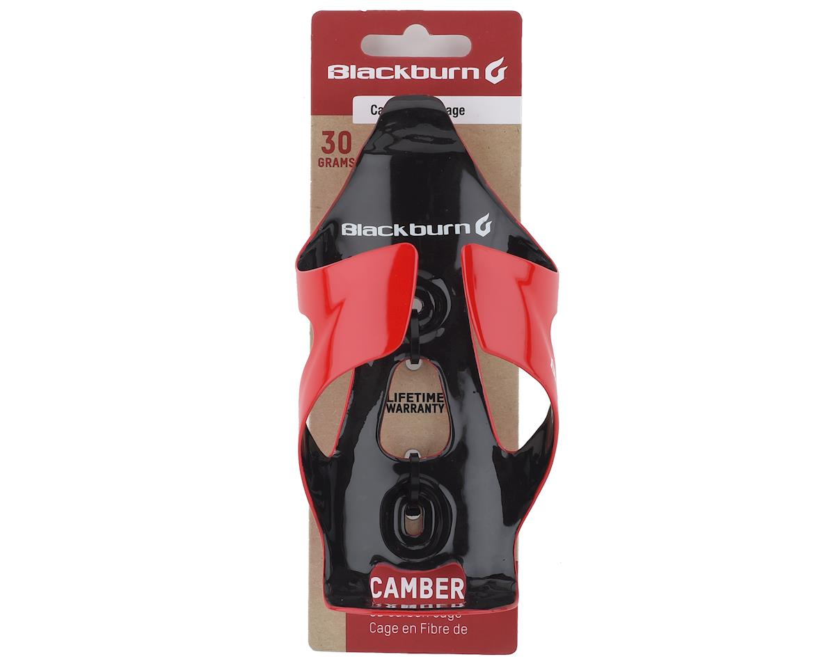 Image 2 for Blackburn Camber UD Carbon Cage (Red)