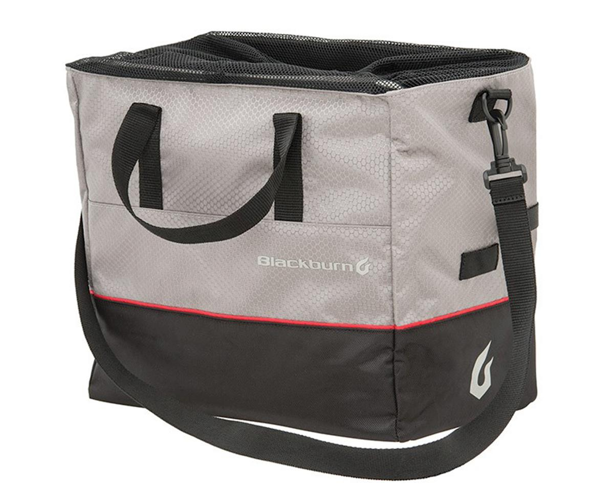 Blackburn Local Grocery Pannier (Black/Grey)