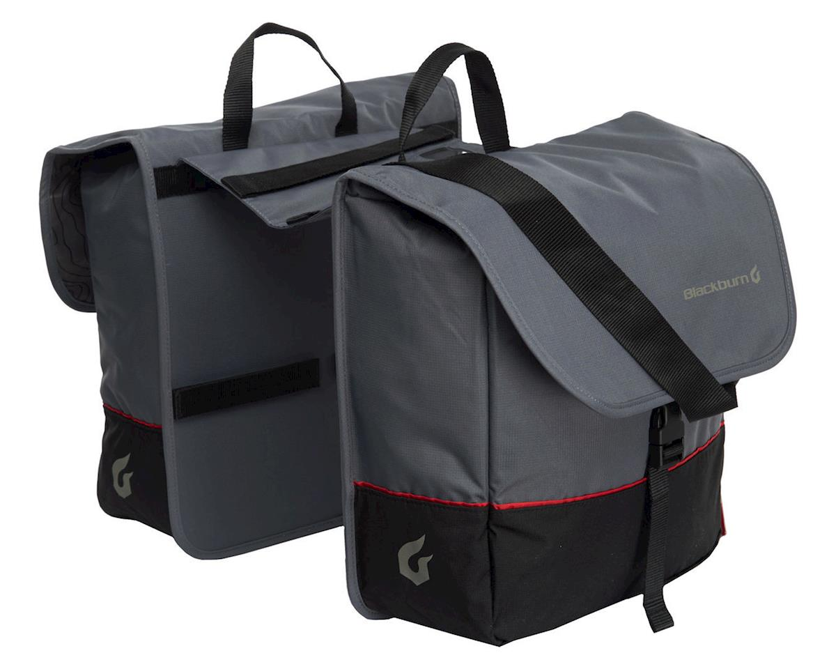 Blackburn Local Saddle Bag Panniers- Pair (Black)