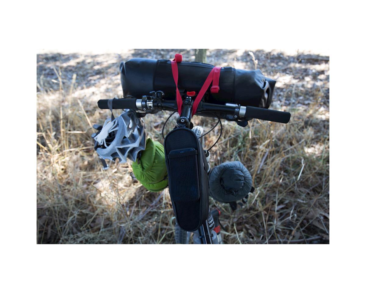 Blackburn Outpost Handlebar Bag w/Drybag (Black)