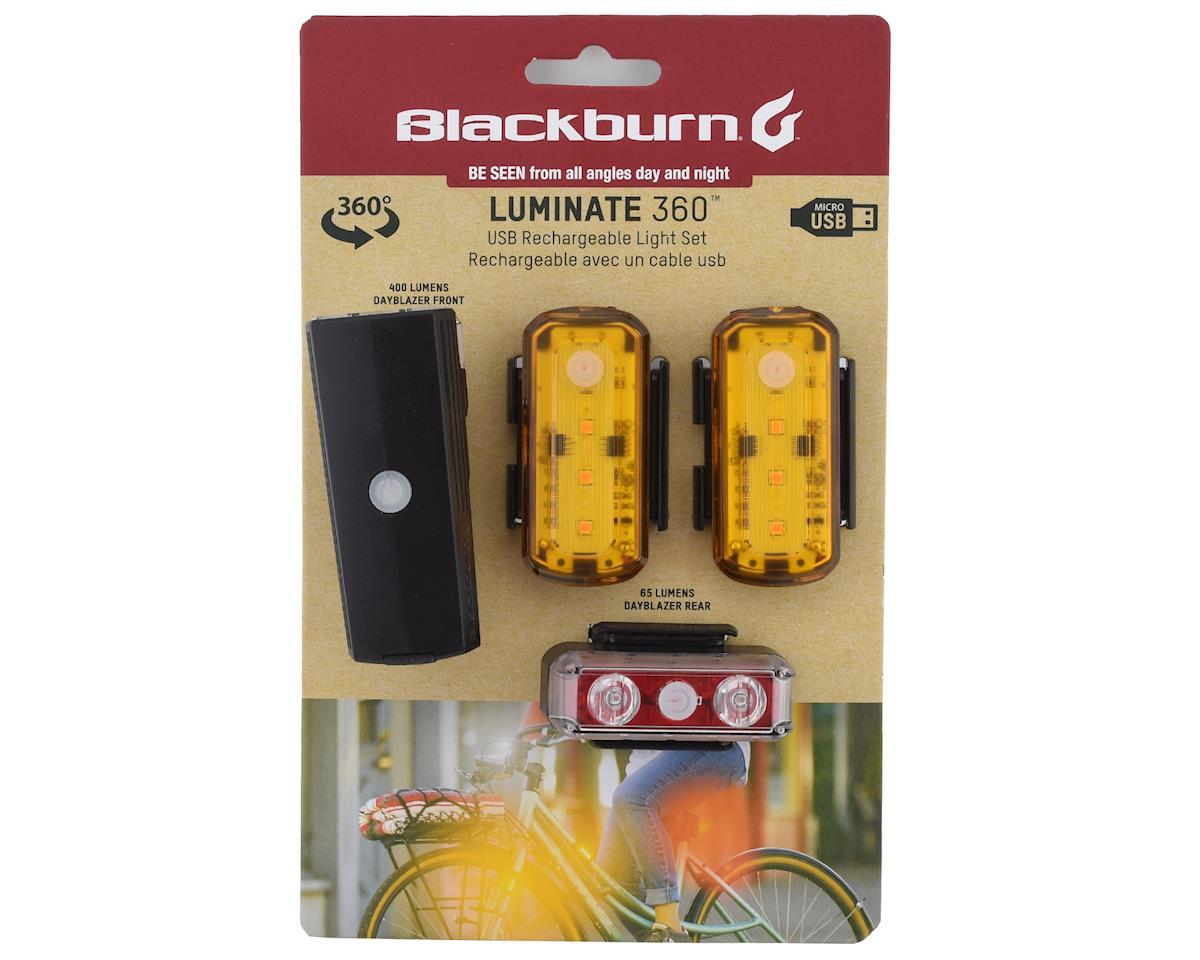 Image 3 for Blackburn Luminate 360 Light Set