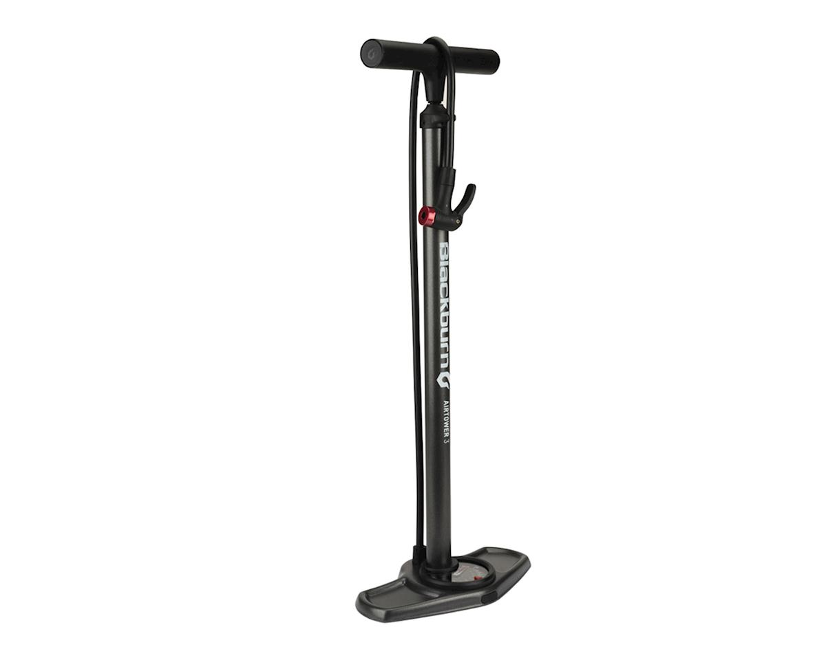 Image 1 for Blackburn Airtower 3 Floor Pump - Closeout