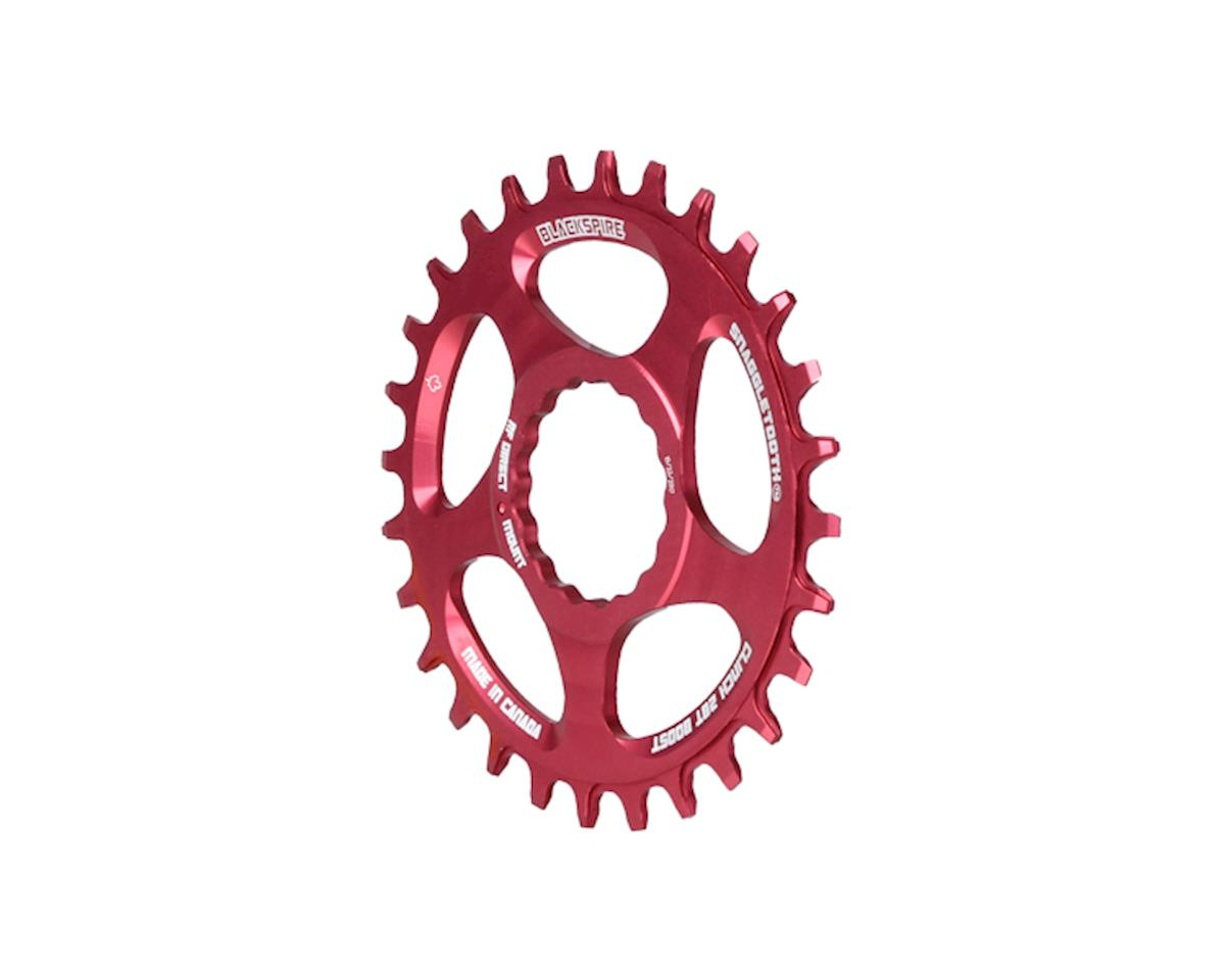 Snaggletooth Cinch Boost DM NW Chainring (Red)