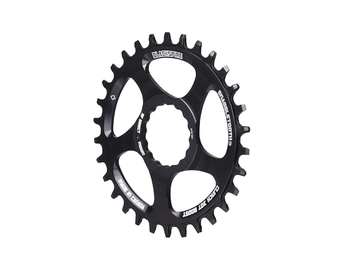 Blackspire Snaggletooth Cinch Boost DM NW Chainring (Black) (30T)