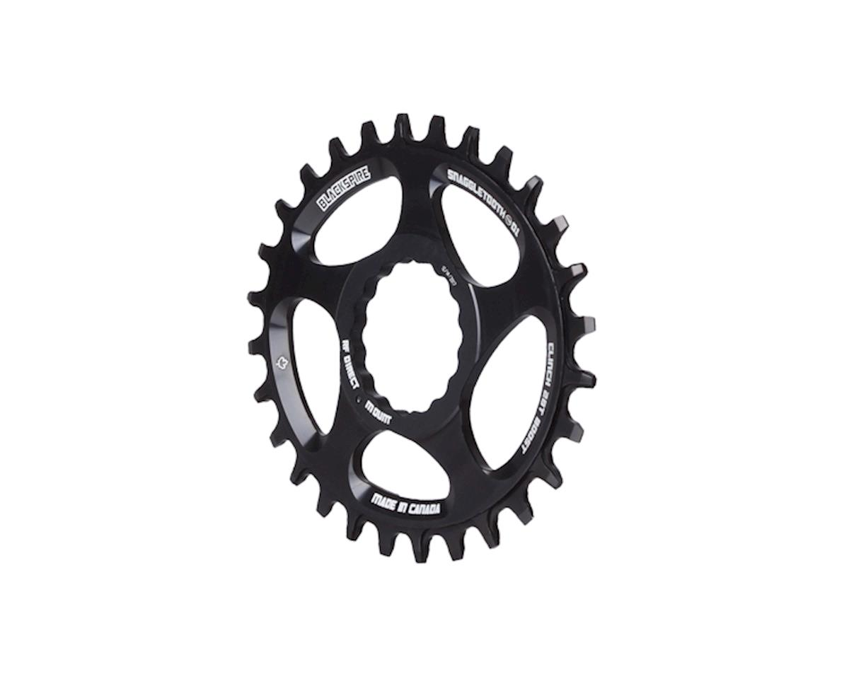 Snaggletooth Cinch Boost DM Oval NW Chaining (Black)