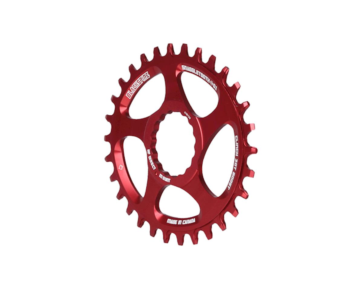 Blackspire Snaggletooth Cinch Boost DM Oval NW Chainring (Red)