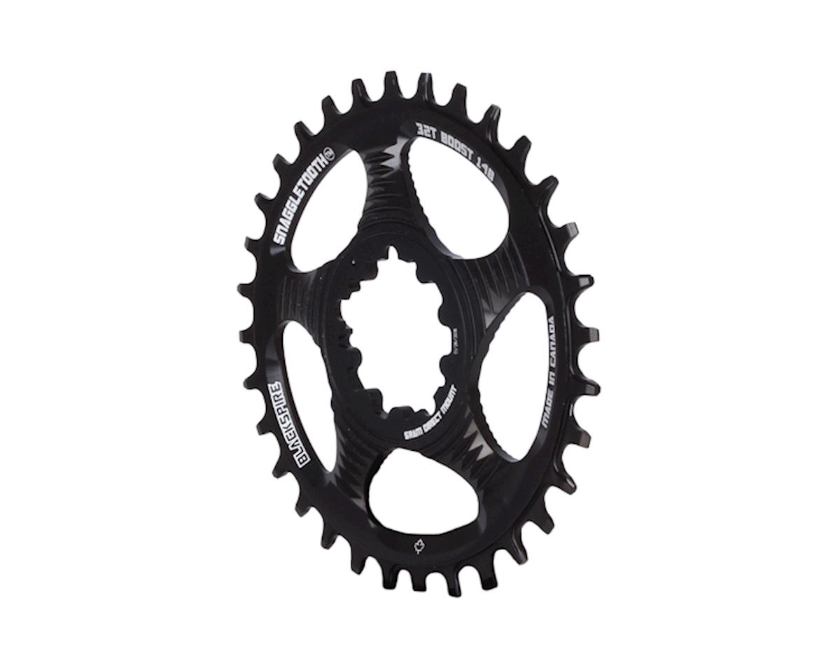 Blackspire Snaggletooth GXP Boost DM NW Chainring (Black) (32T)