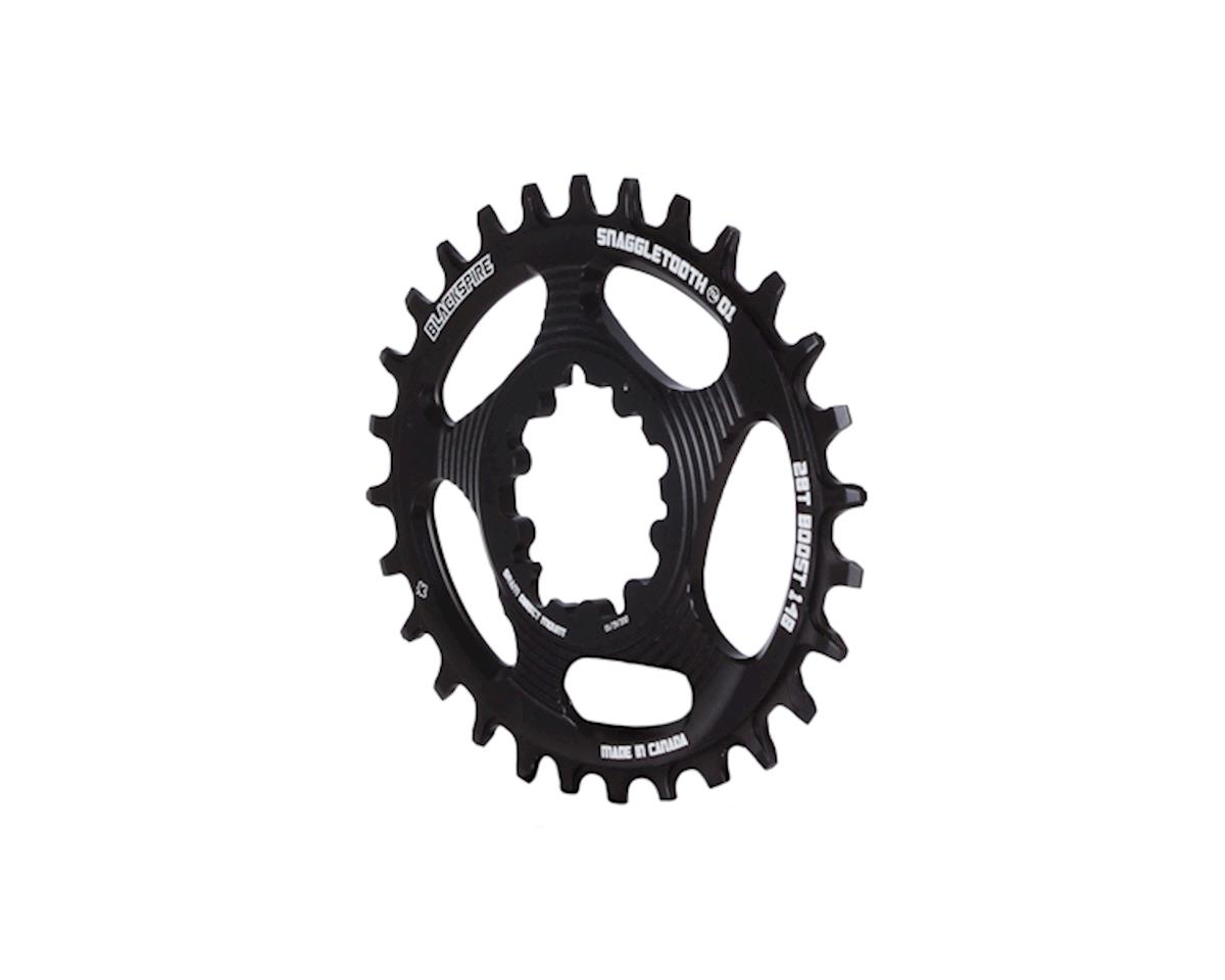 Blackspire Snaggletooth GXP Boost DM Oval NW Chainring (Black)