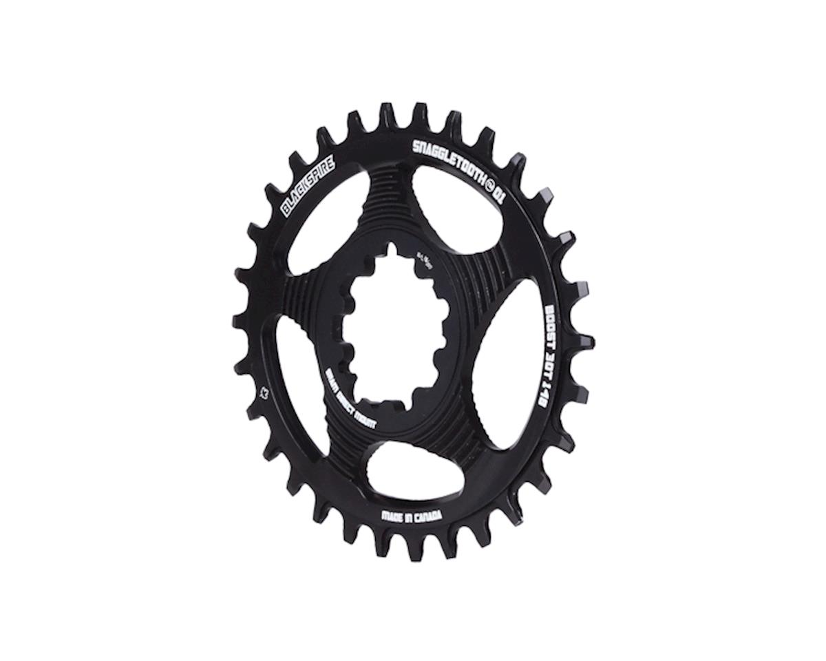Blackspire Snaggletooth GXP Boost DM Oval NW Chainring (Black) (30T)