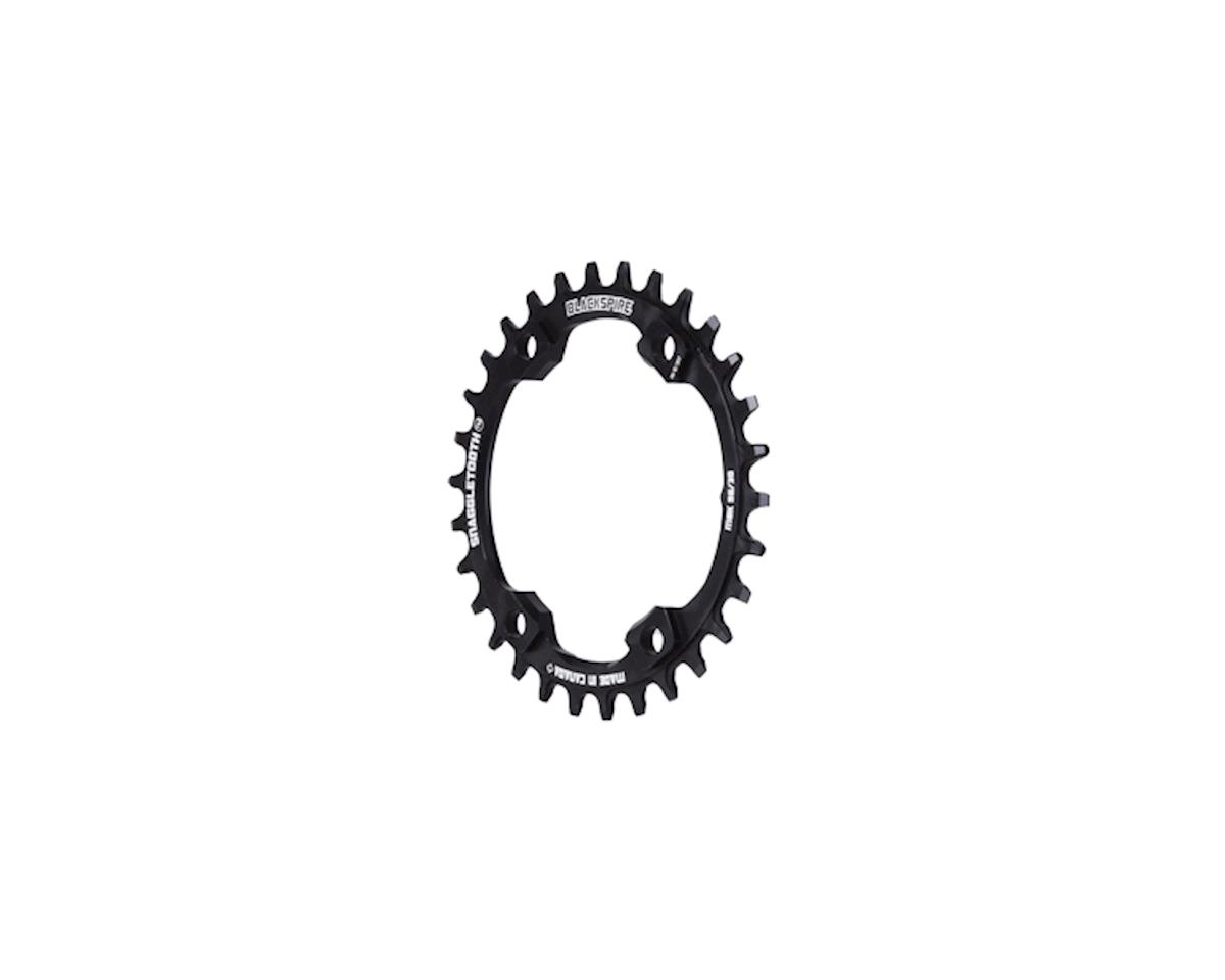 Blackspire Snaggletooth NW chainring, XT 96BCD 30t - blk