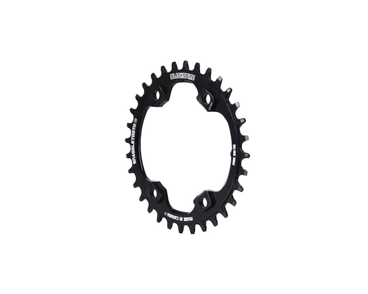 Snaggletooth NW chainring, XT 96BCD 32t - blk