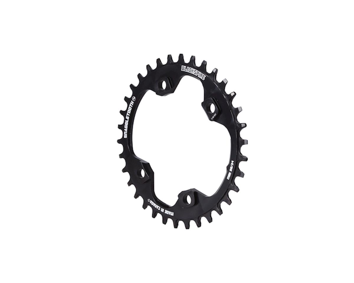 Snaggletooth NW chainring, XT 96BCD 34t - blk