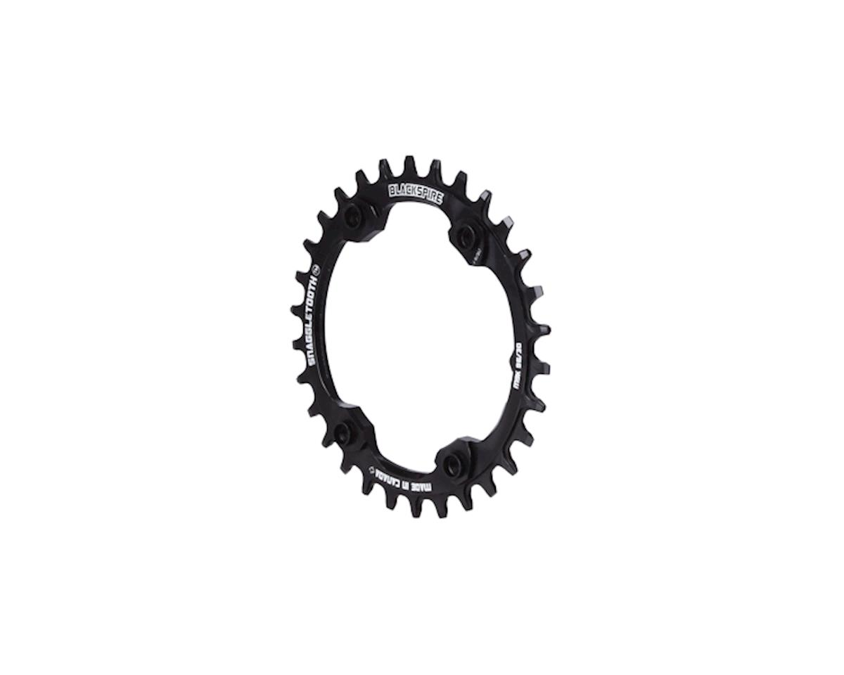 Snaggletooth NW chainring, XTR 96BCD 30t - blk