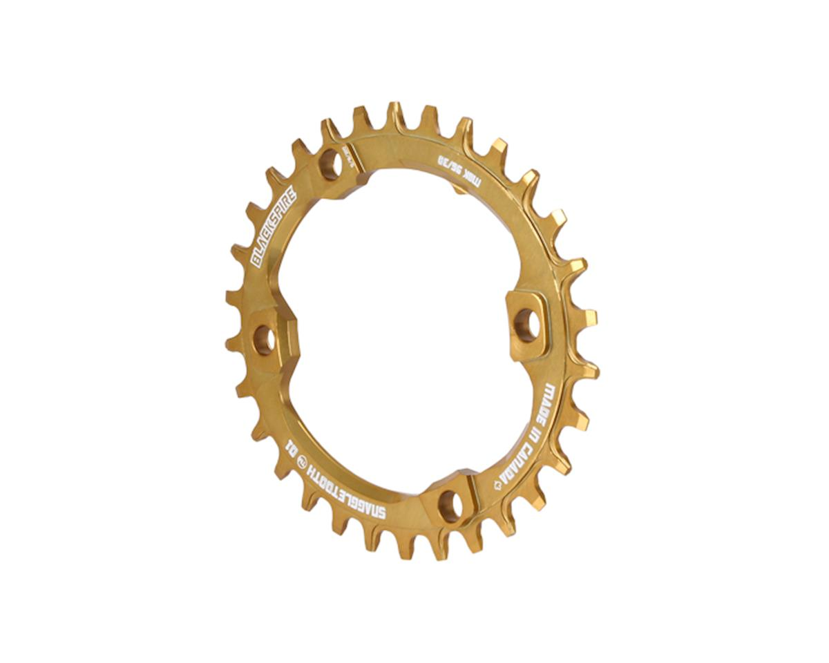 Snaggletooth Oval NW Chainring (Gold) (XT) (96BCD)