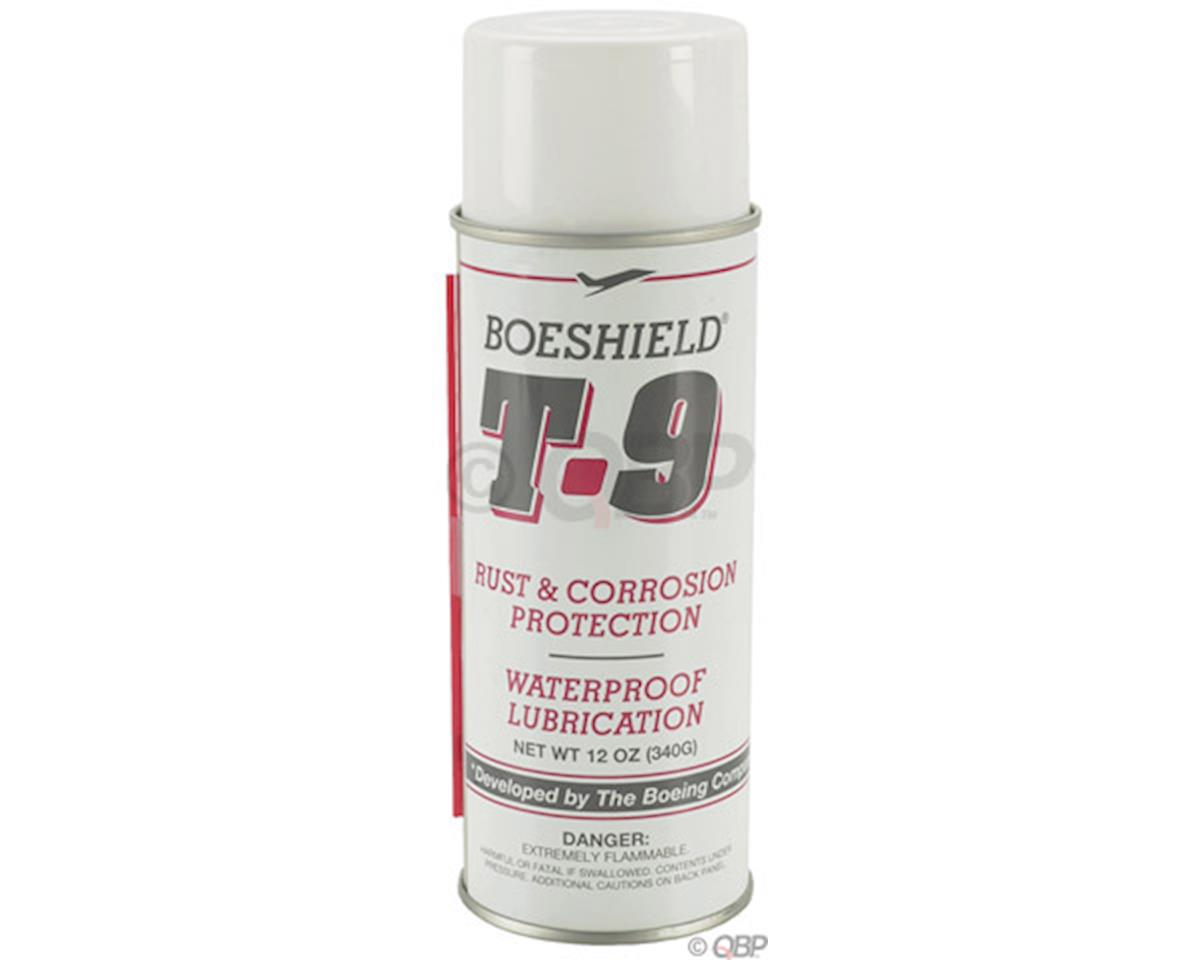 Boeshield T9 Aerosol Chain Lube and Rust Inhibitor: 12oz