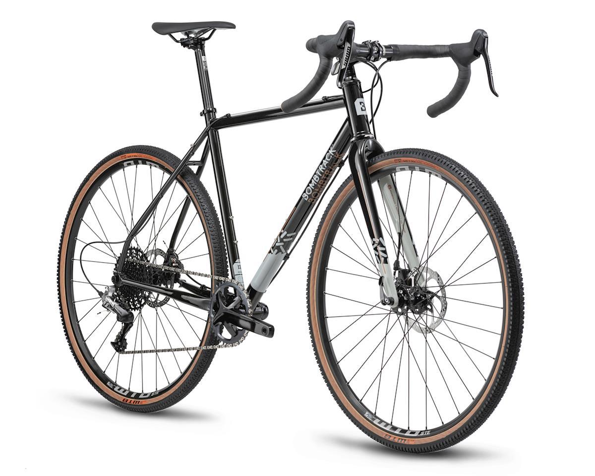 Bombtrack Hook 2 Cyclocross/Gravel Bike (Black) (700c) (M)