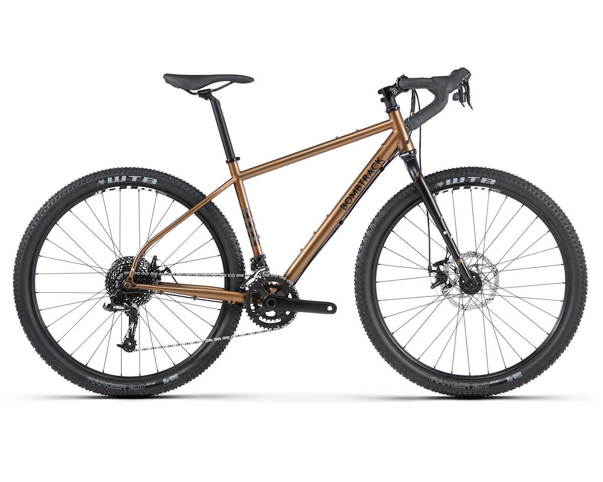 Image 1 for Bombtrack Beyond 1 Gravel Bike (Matte Metallic Green) (S)