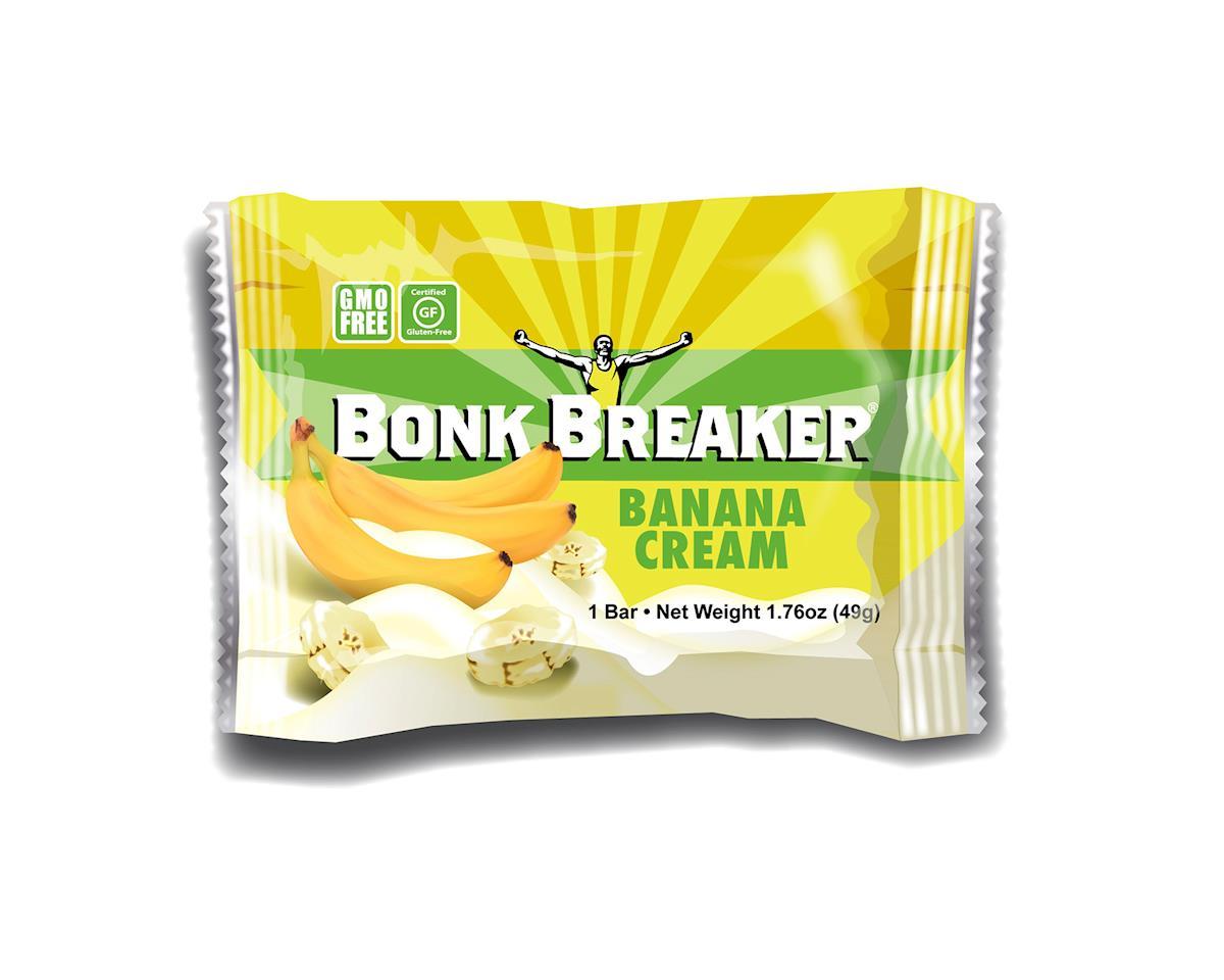 Bonk Breaker Premium Performance Bar (Banana Cream) (12)