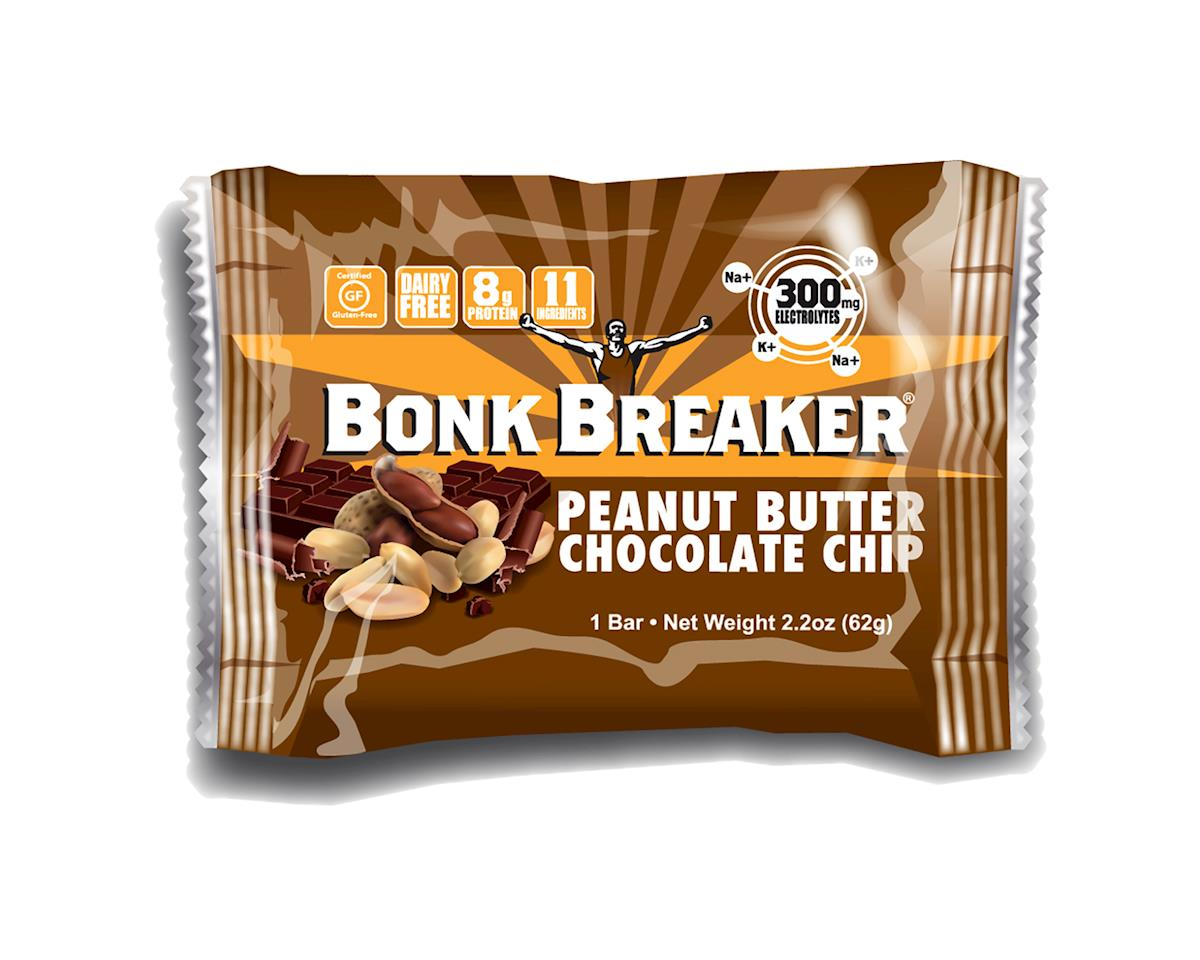 Bonk Breaker Premium Performance Bar (Peanut Butter Chocolate Chip) (12)