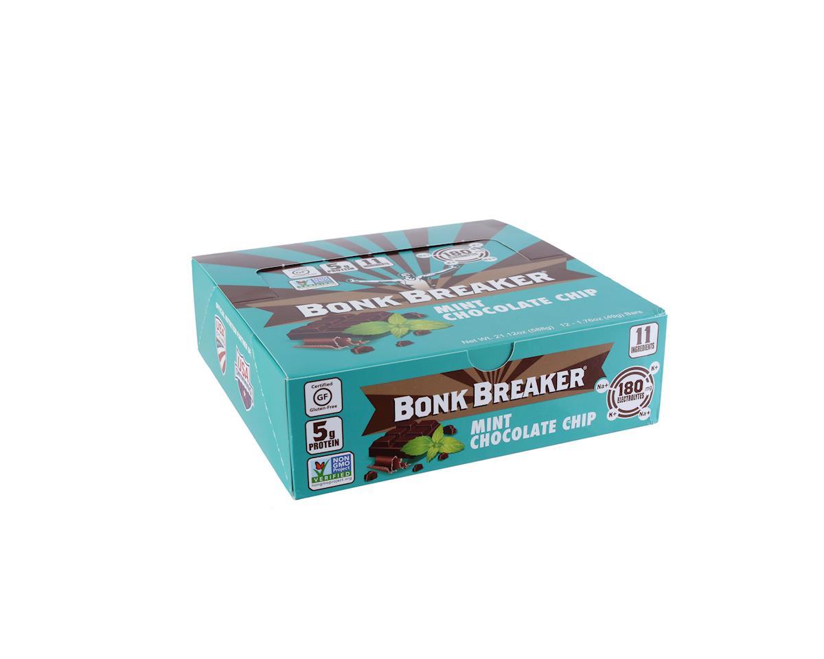 Bonk Breaker Premium Performance Bar (Mint Chocolate Chip) (12)