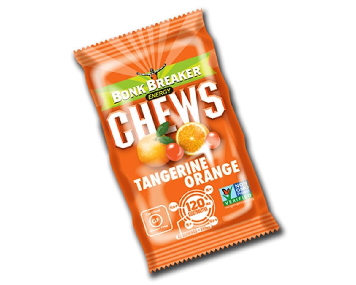 Bonk Breaker Energy Chews, Tangerine Orange - 60g (10/box)