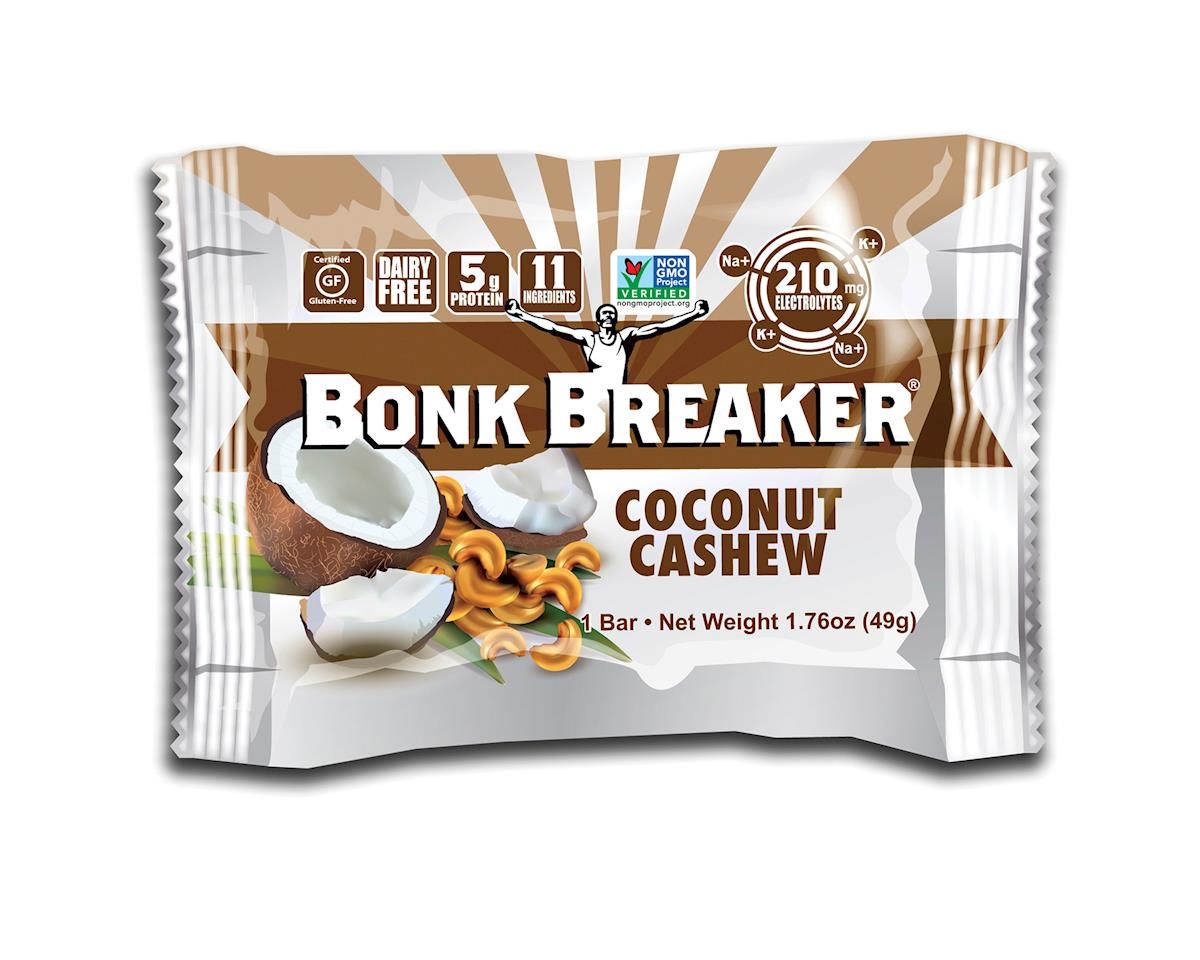 Bonk Breaker Premium Performance Bar (Coconut Cashew) (12)