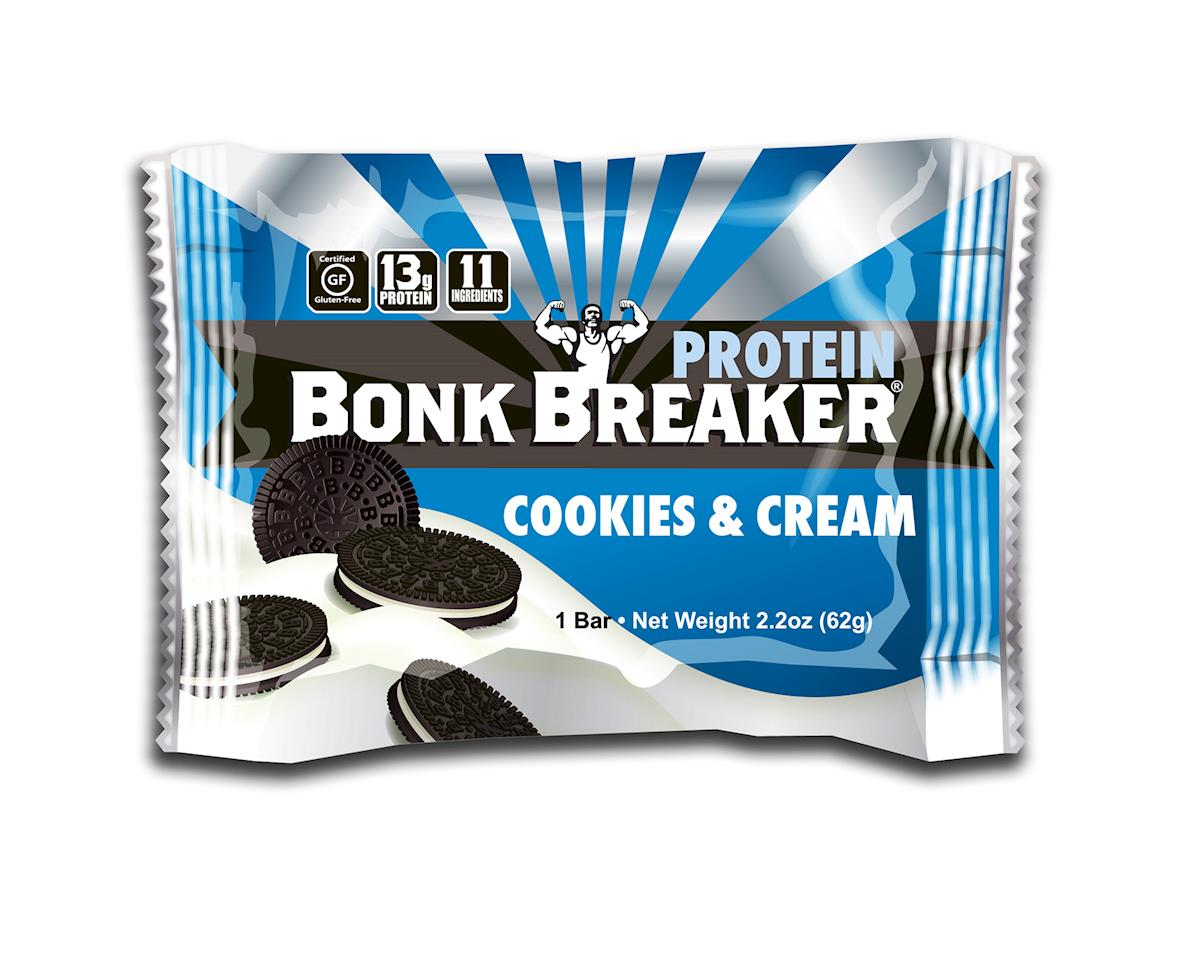 Bonk Breaker Protein Energy Bar (Cookies and Cream) (12)