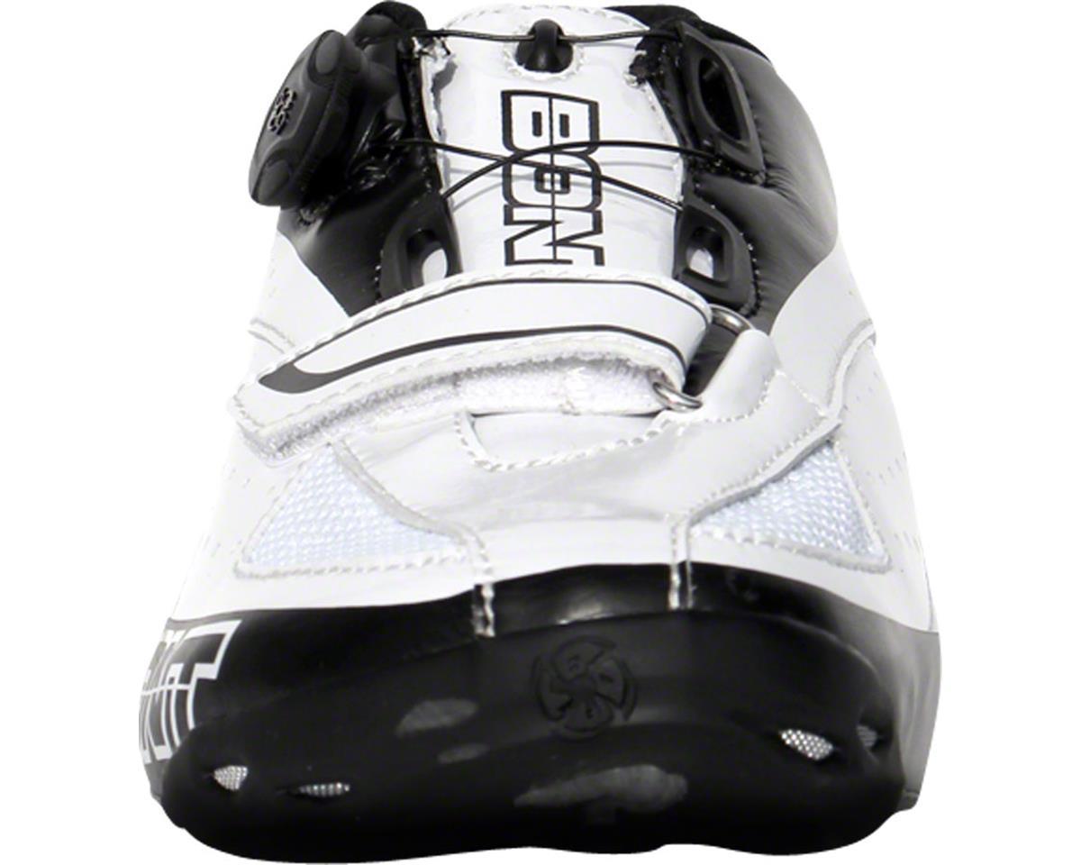 Bont Blitz Cycling Road Shoe (White/Black) (36)
