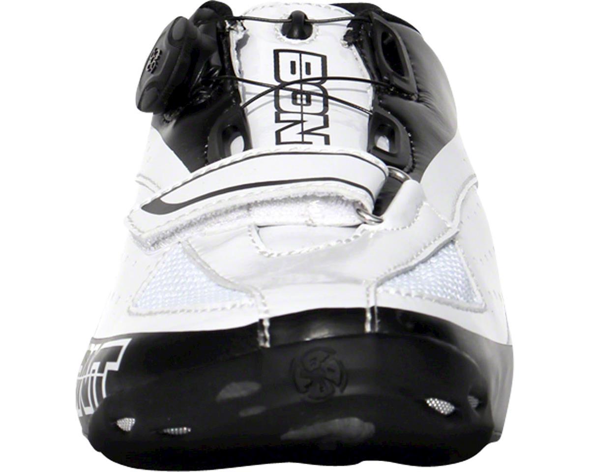 Bont Blitz Cycling Road Shoe (White/Black) (41)