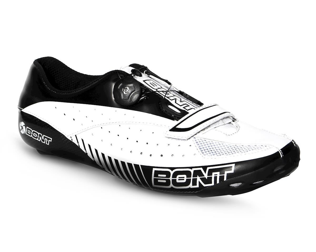 Bont Blitz Road Shoes (White/Black) (44.5)