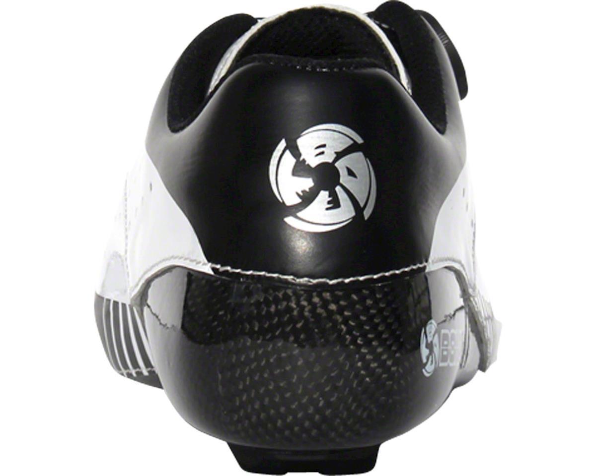 Bont Blitz Cycling Road Shoe (White/Black) (44)