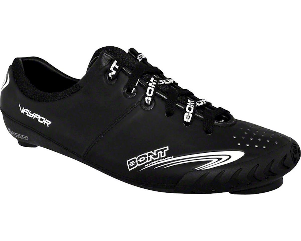 Bont Vaypor Classic Cycling Road Shoe (Black) (47)