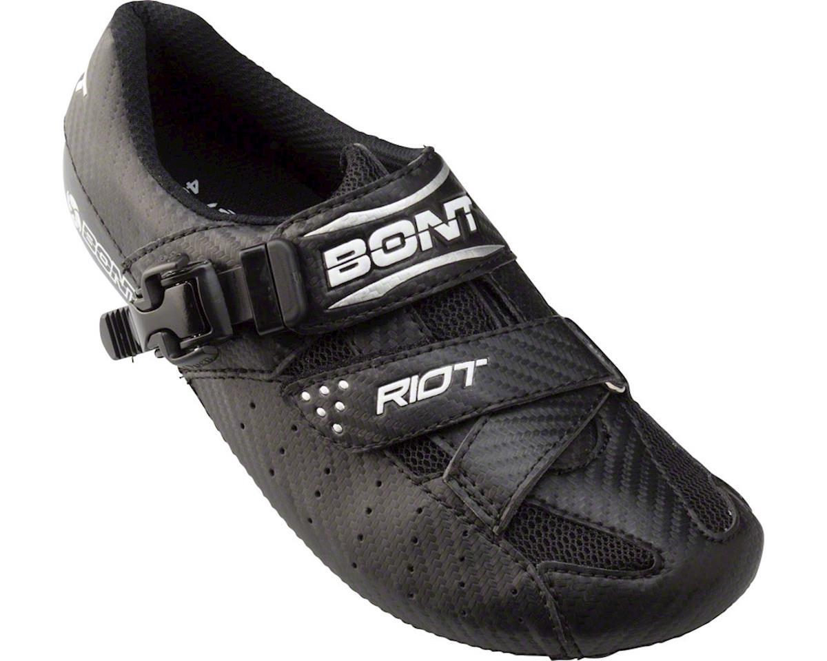 Bont Riot Road Cycling Shoe (Black)